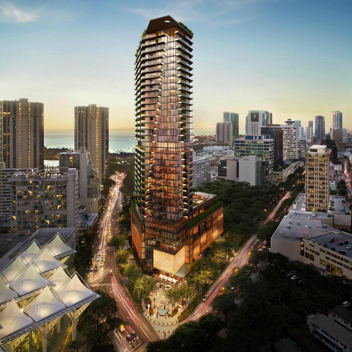 Grupo hoteleiro internacional constrói novo hotel de luxo no Havai