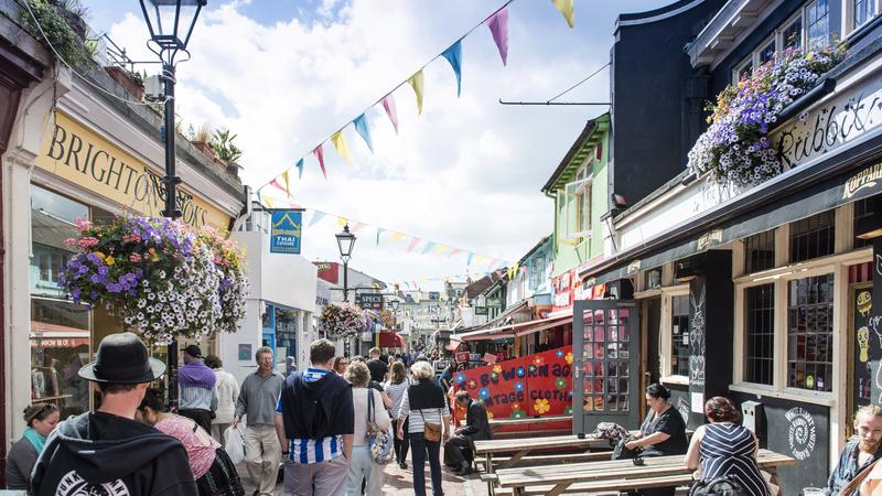 Brighton: a alma liberal e criativa do Reino Unido
