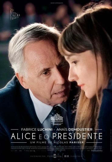 """""""Alice e o Presidente"""": ganhe convites para a antestreia"""