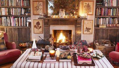 Estas peças de decoração querem levar a tranquilidade do campo para a sua casa