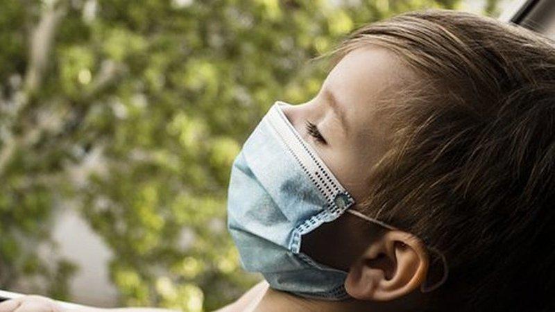 COVID-19. Crianças com menos de dois anos devem utilizar máscaras?