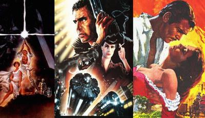 Estes são os 50 melhores posters de filmes de sempre