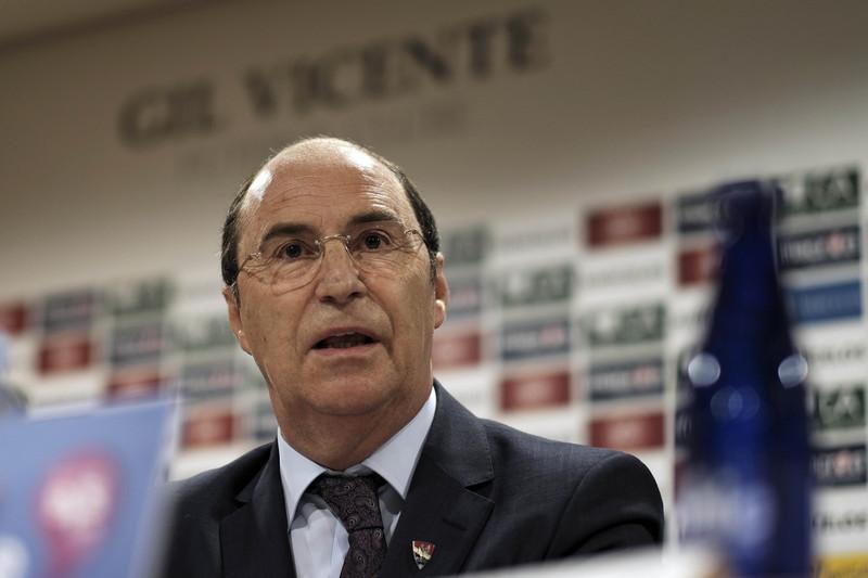 Gil Vicente abre escola de futebol no Canadá