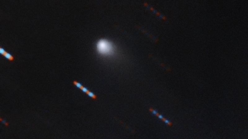 """Depois do """"charuto"""" Oumuamua, astrónomos localizam um cometa interestelar no Sistema Solar"""