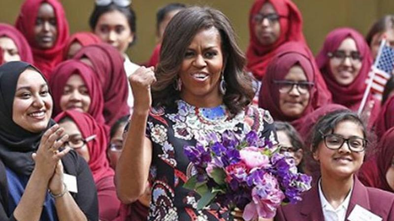 Inspire-se nos looks de Michelle Obama, no dia do seu aniversário