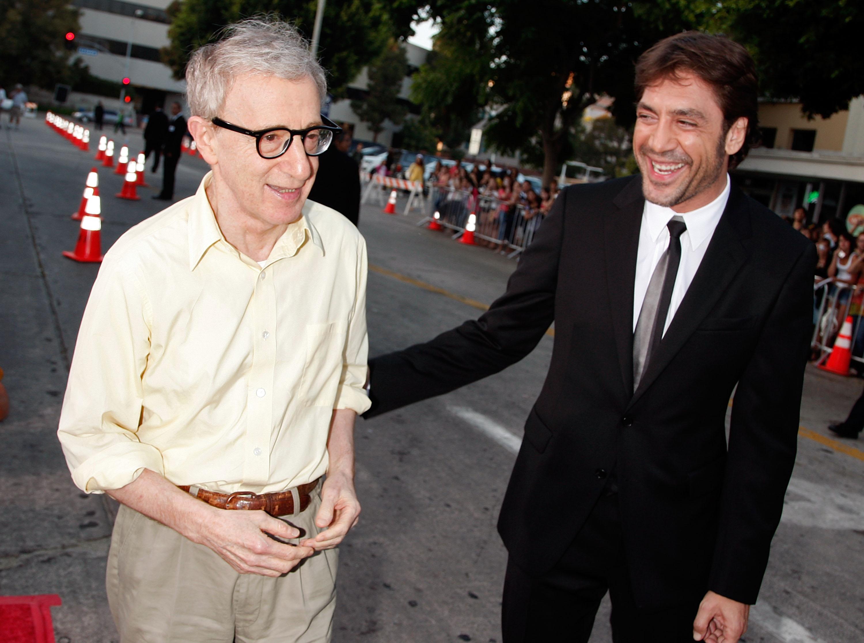 Javier Bardem defende Woody Allen
