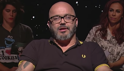 """Fernando Rocha: """"Uma pessoa que fala mal do 'Levanta-te e Ri' e depois vai lá é uma invertebrada"""""""