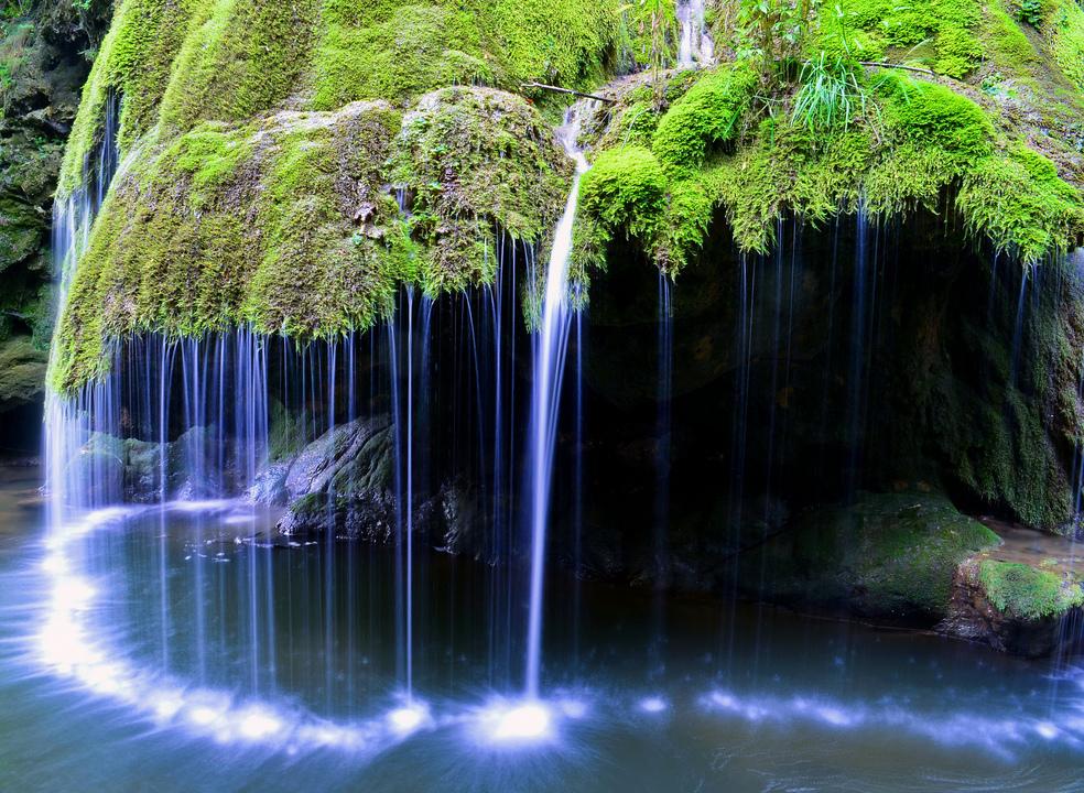 As cascatas mais insólitas do mundo