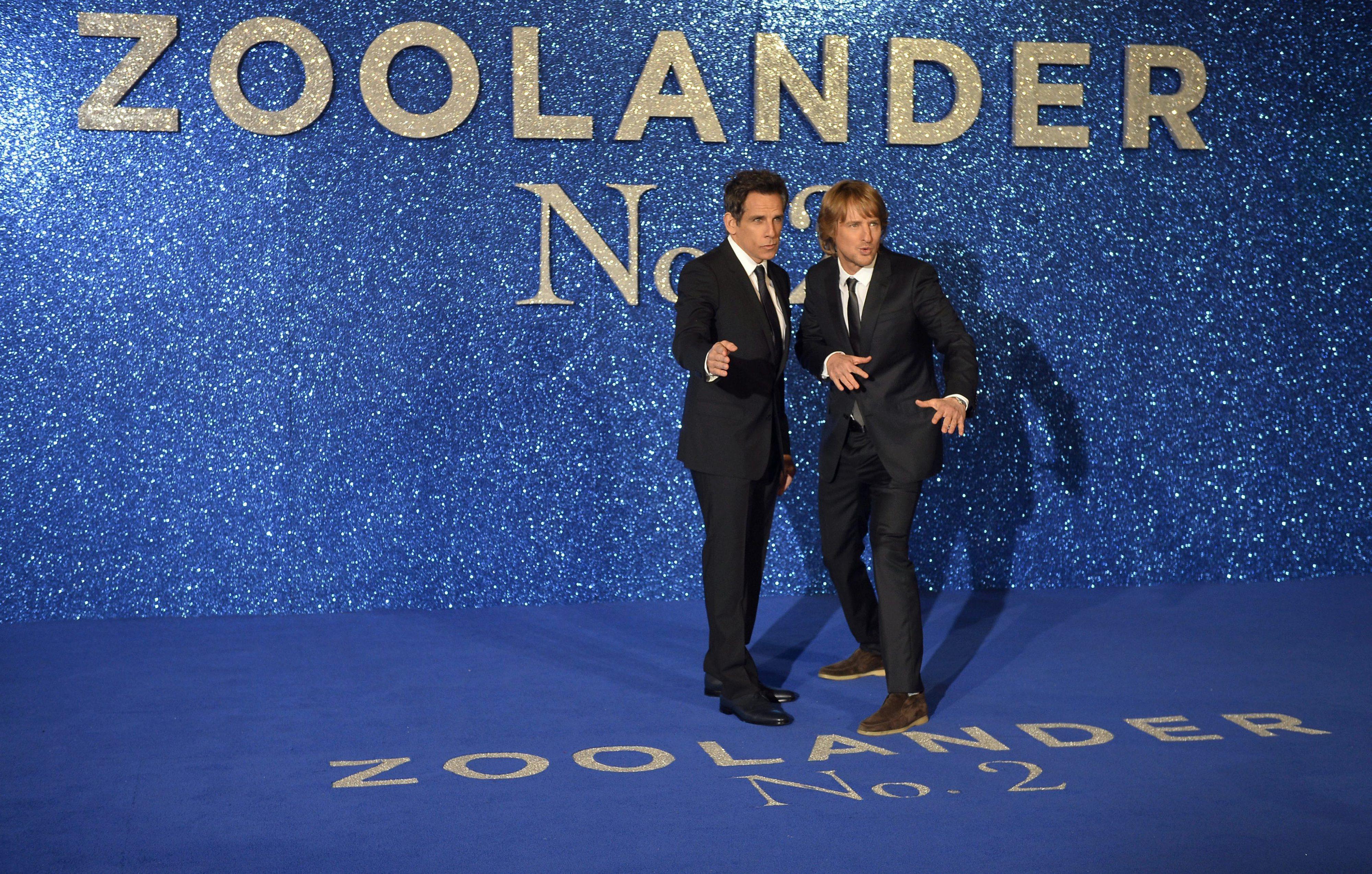 """""""Zoolander 2"""" e """"Batman vs Super-Homem"""" lideram nomeações de prémios para piores filmes do ano"""