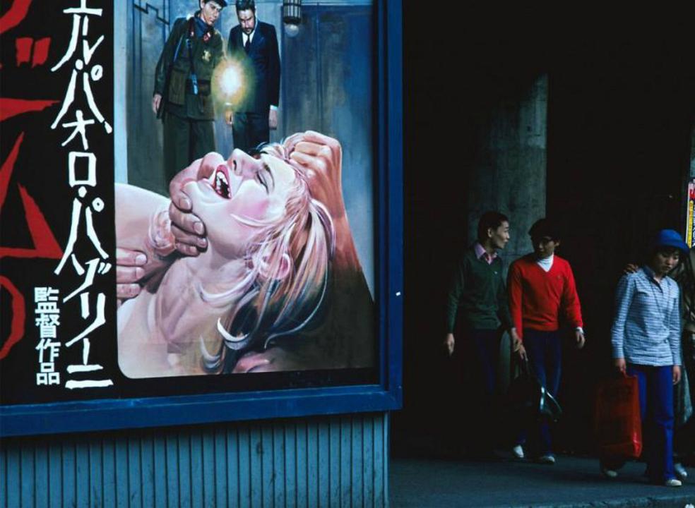 Apaixonou-se por Tóquio na década de 1970 e agora reuniu fotografias dessa altura em livro