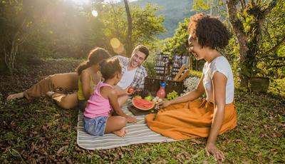 11 parques onde tem mesmo de fazer um piquenique com os miúdos