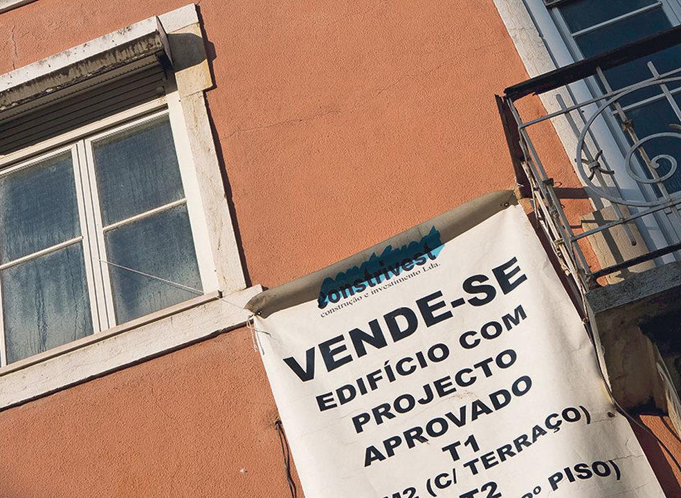Imobiliárias estimam terem sido vendidas 500 casas por dia em Portugal no ano passado