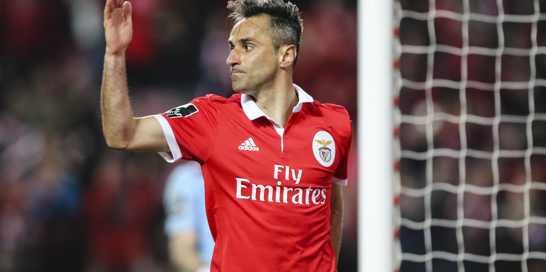 Benfica tenta renovar com Jonas até 2020
