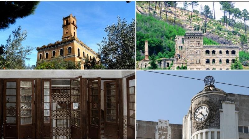 É corajoso o suficiente para entrar nestes lugares misteriosos e abandonados em Portugal?