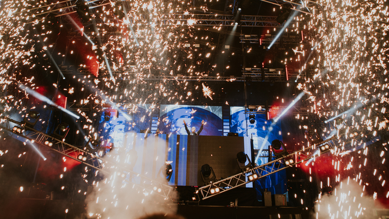 MEO Marés Vivas: Kodaline trouxeram amor, David Guetta fez a festa (à grande e à francesa)