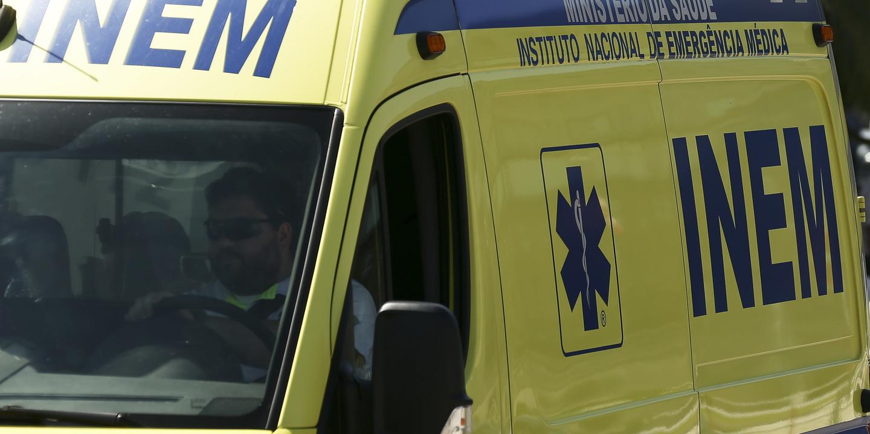 Dois mortos e seis feridos em acidentes, no espaço de uma hora, no Algarve