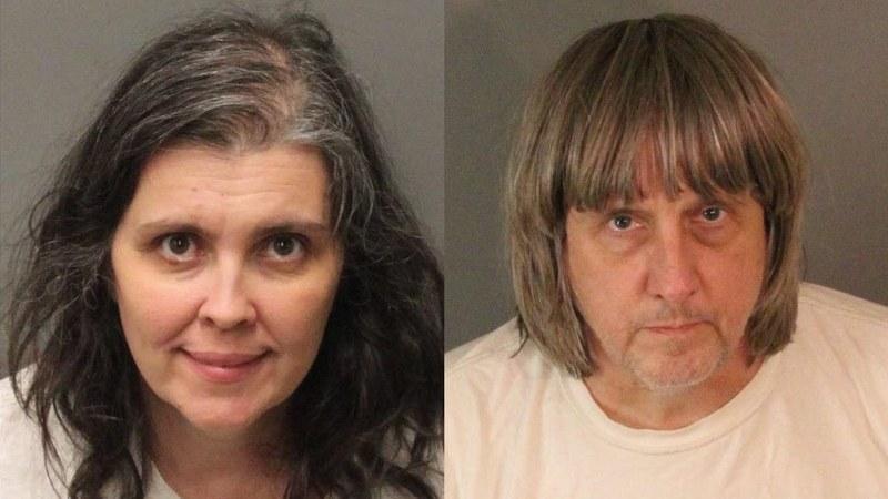 Prisão perpétua para casal norte-americano que torturou e abusou de 12 filhos