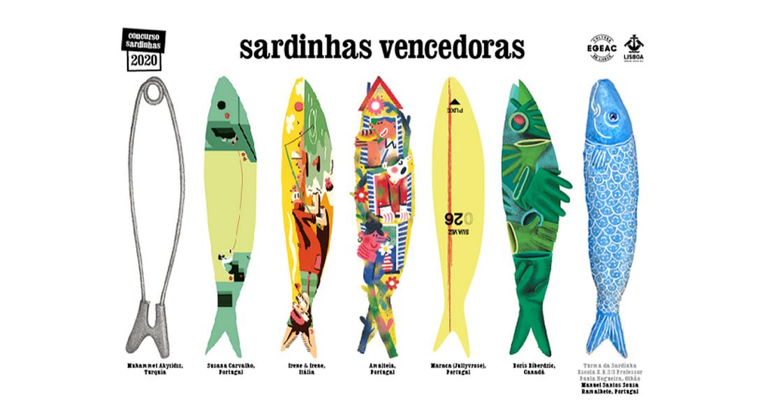 Festas de Lisboa já têm sardinhas. Conheça as vencedoras de 2020