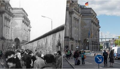 Antes e depois: estas fotos mostram como Berlim mudou nos últimos 100 anos