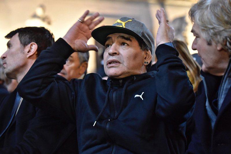 """Maradona: """"Pareceu-me bem o prémio The Best a Cristiano"""""""