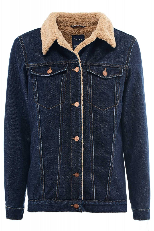 O casaco de ganga é a peça perfeita para o outono. Temos 22