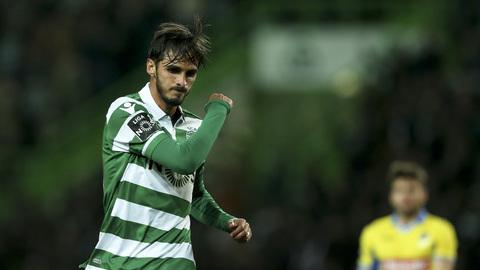 """Bryan Ruiz: """"Quero ficar no Sporting"""""""