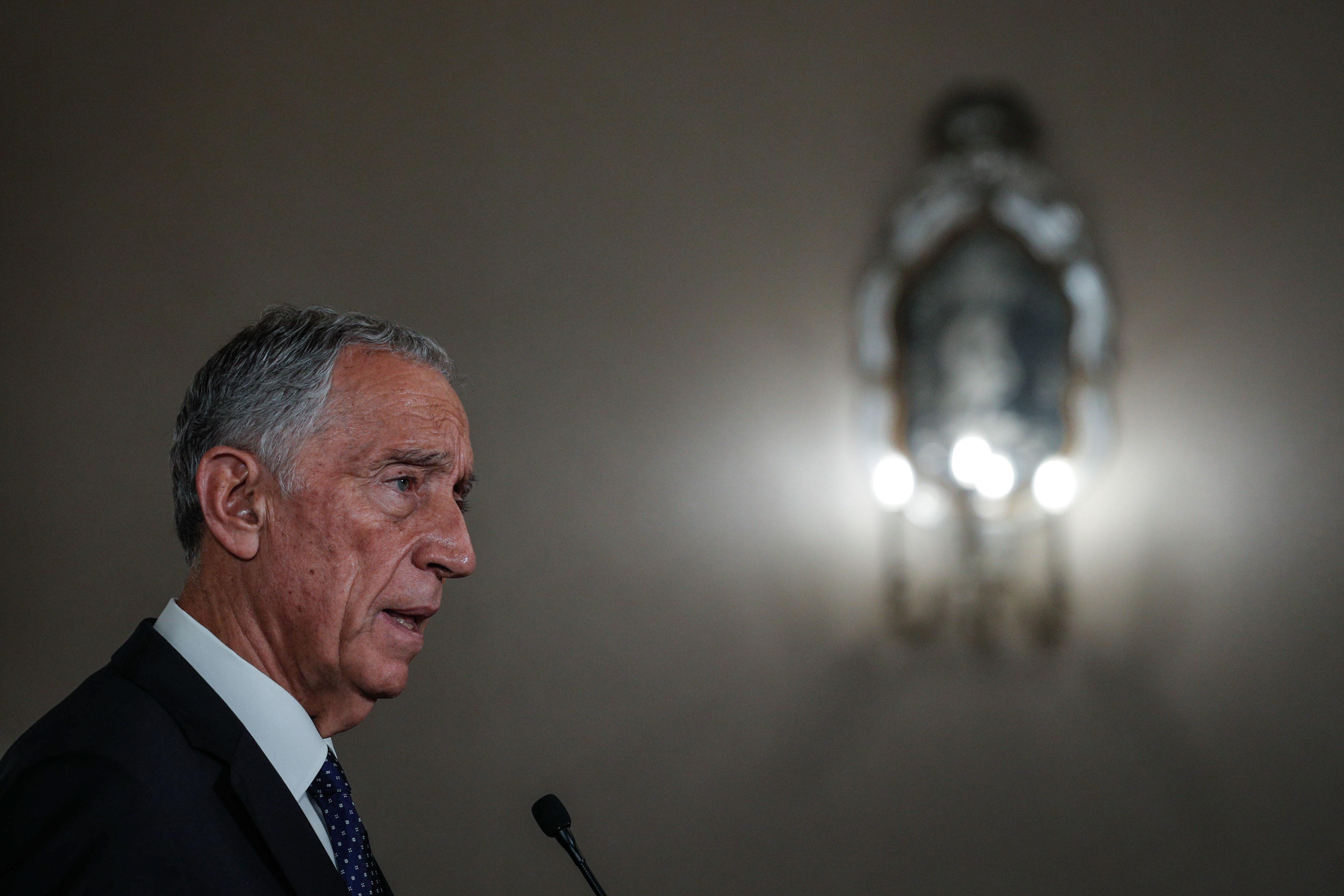 Covid-19: Presidente da República diz que medidas para reclusos correspondem a apelo da Igreja e que não visam aliviar prisões