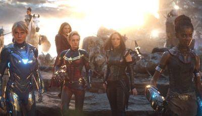 Brie Larson defende filme da Marvel só com mulheres