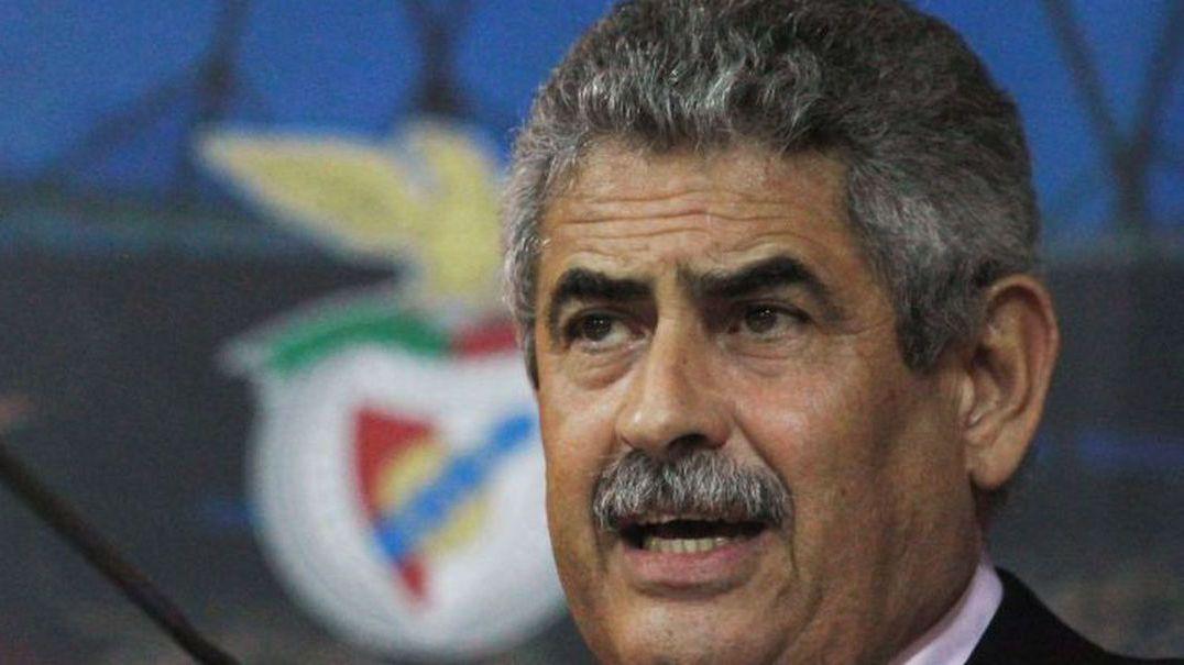 Vieira criticado por crise do Benfica