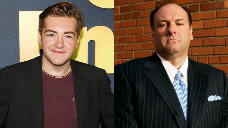 Tudo em família: filho de James Gandolfini vai ser o jovem Tony Soprano no cinema