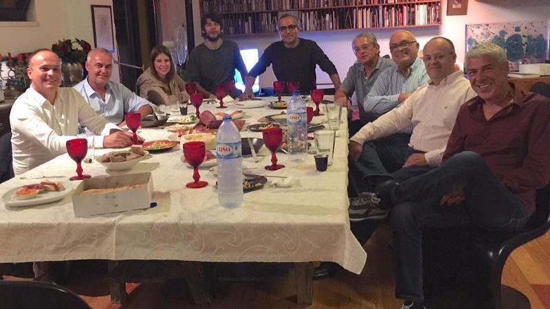 Fotografia de Vitalino Canas à mesa com José Sócrates é autêntica?