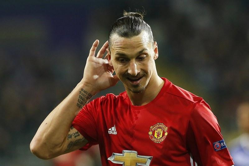 """""""Ibrahimovic é um velhote, mas gostava de o ver com a camisola 9 do Milan"""""""