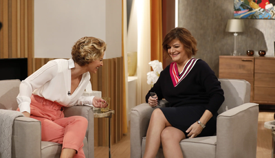 Júlia Pinheiro diz que Cristina Ferreira tem apenas um defeito