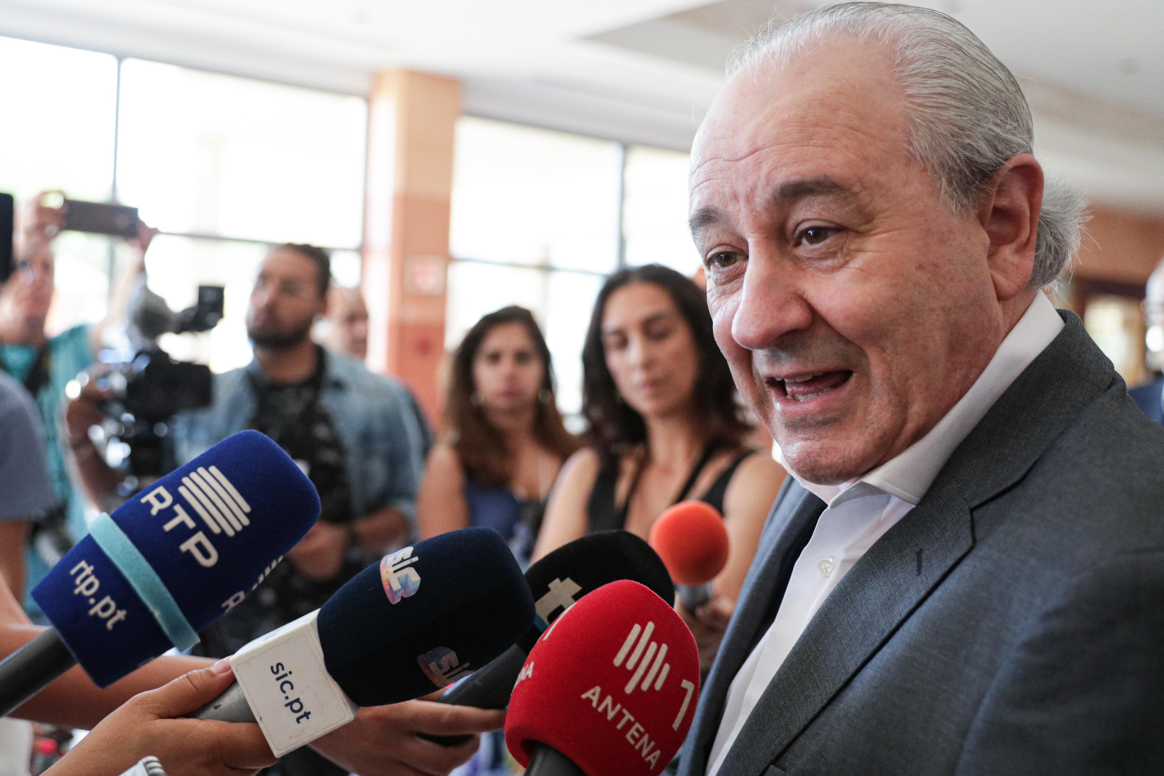 Rui Rio defende que Governo teve coragem na compra do SIRESP