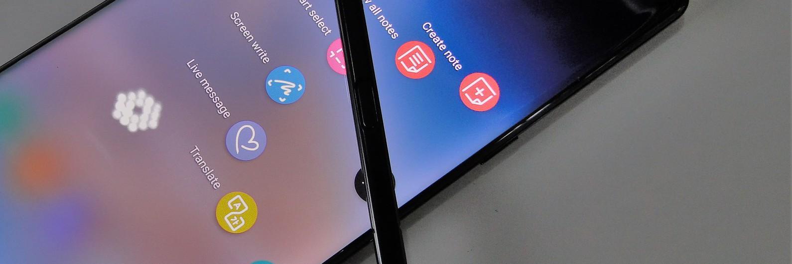 Já tivemos na mão o novo Galaxy Note 8: este é o maior ecrã de sempre da gama Note da Samsung