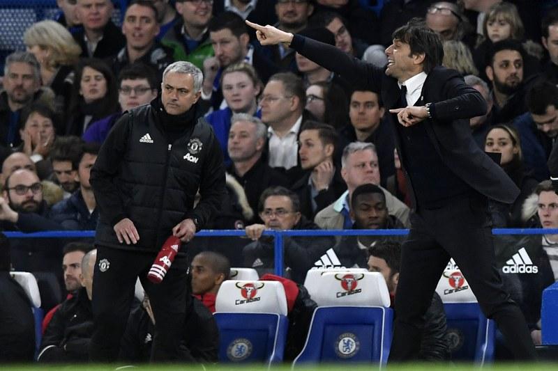 Conte lembra a Mourinho e Guardiola que o dinheiro não compra títulos
