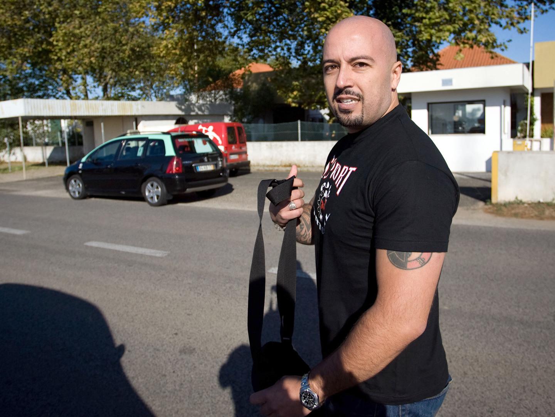 Mário Machado vai trabalhar num escritório de advogados durante liberdade condicional