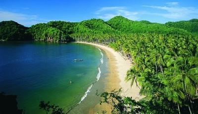 As praias desertas que os turistas ainda não descobriram