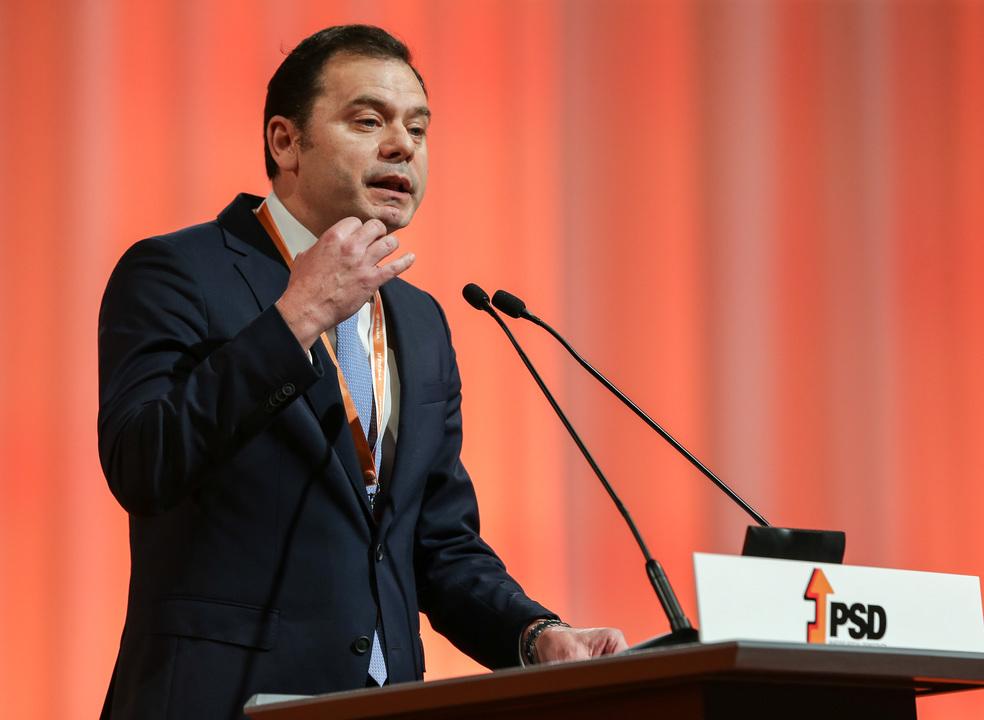 Congresso PSD: Luís Montenegro anuncia que deixa o cargo de deputado em abril