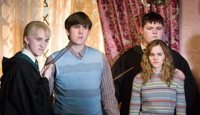 Estrelas de Harry Potter reencontraram-se e o momento tornou-se viral