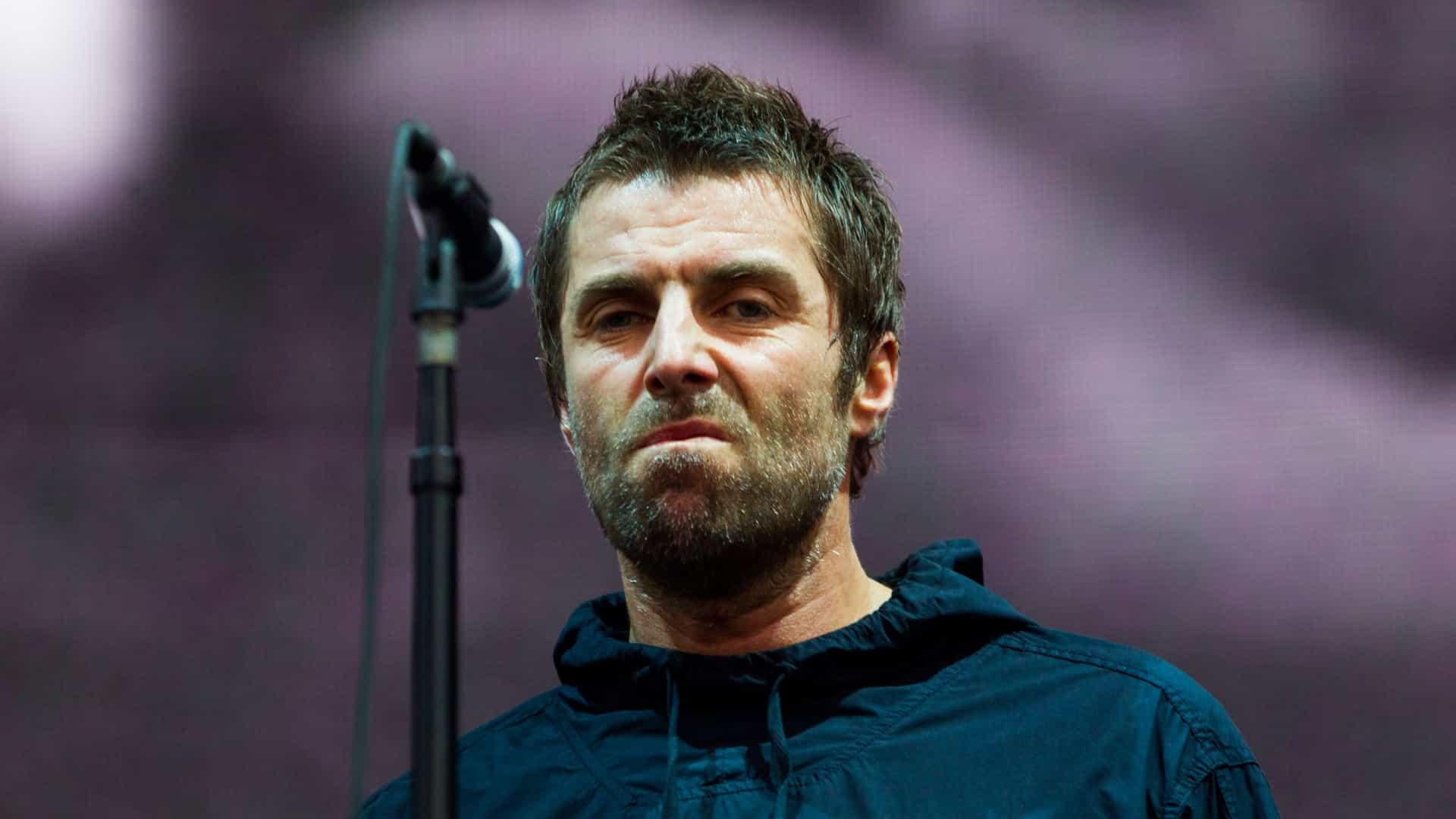 Filho de Liam Gallagher expulso do colégio onde estudava