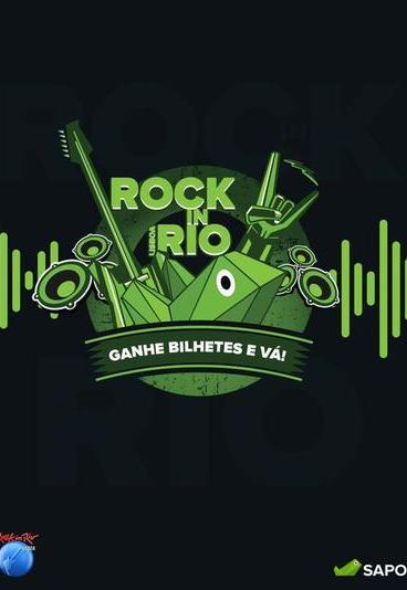 Vá ao Rock in Rio com os bilhetes que o SAPO tem para oferecer