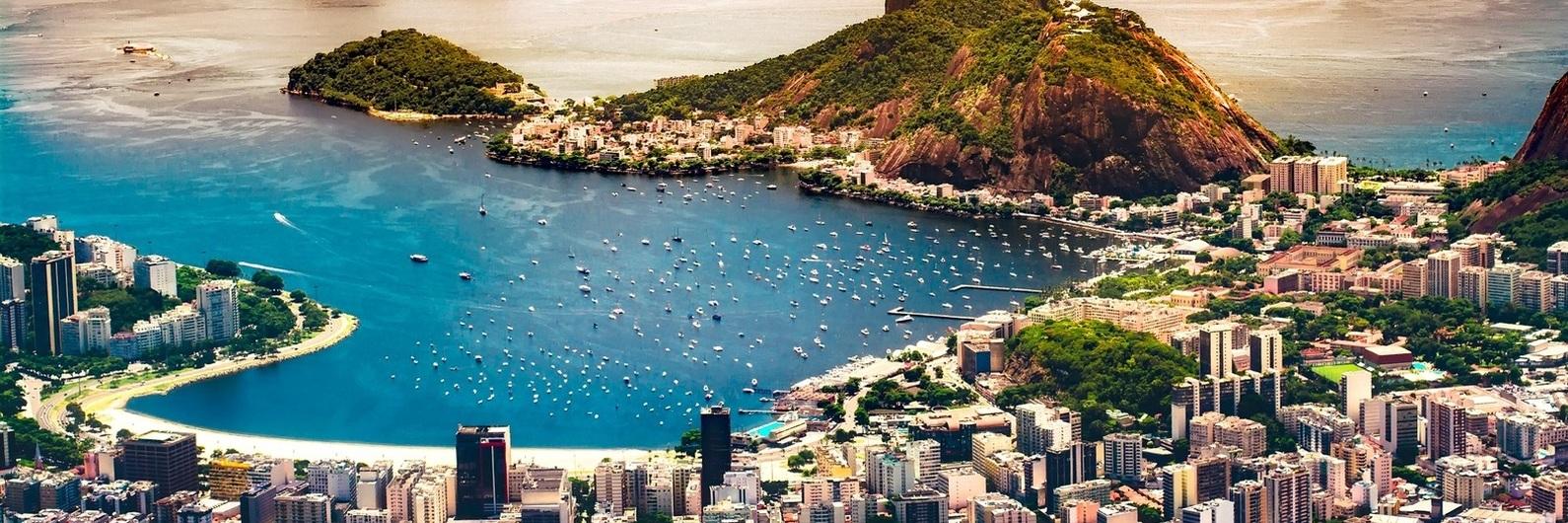 Rio de Janeiro, a cidade maravilhosa para umas férias com muito sol