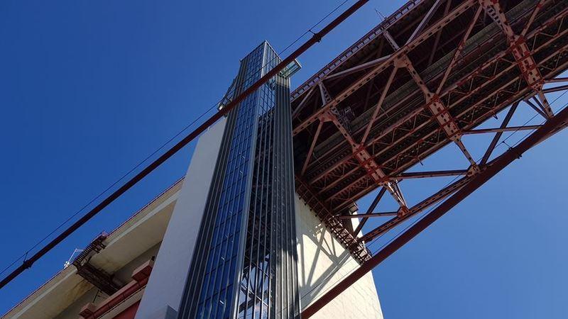Pilar 7: vai poder ver a lua a partir da Ponte 25 de Abril