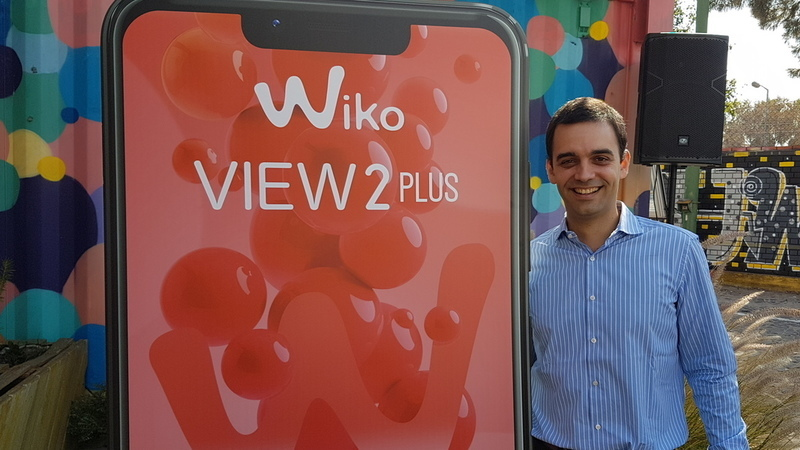 """Wiko View2 Plus é o novo smartphone """"extra large"""" para democratizar os ecrãs panorâmicos"""