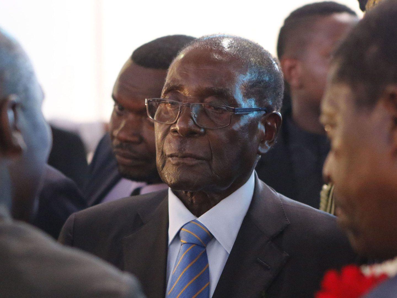 Zimbábue: Num país à beira da ruína, Mugabe festejou os 93 anos com festa de luxo