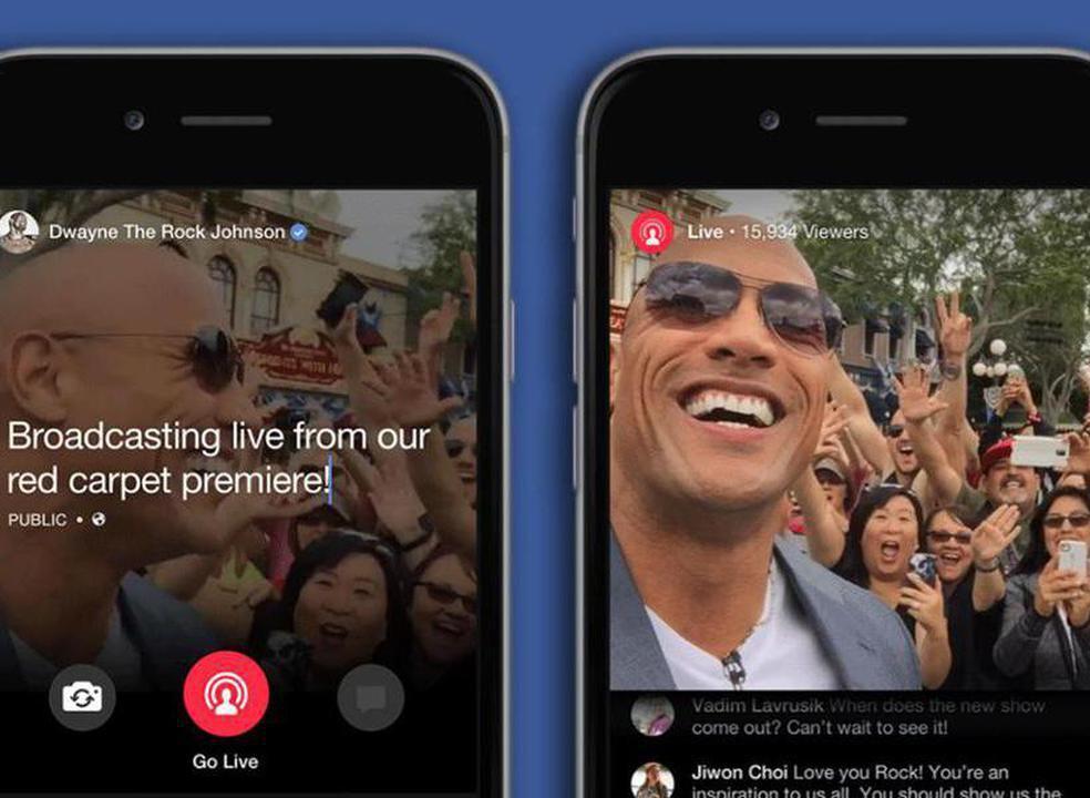 Nova aplicação do Facebook é uma ferramenta para vloggers