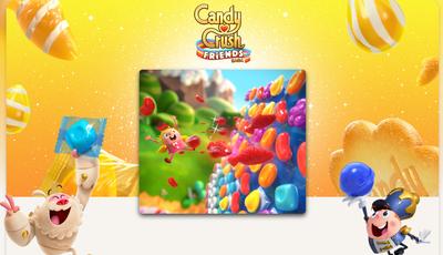 """O Candy Crush foi atualizado e agora é ainda mais """"doce"""" e viciante"""