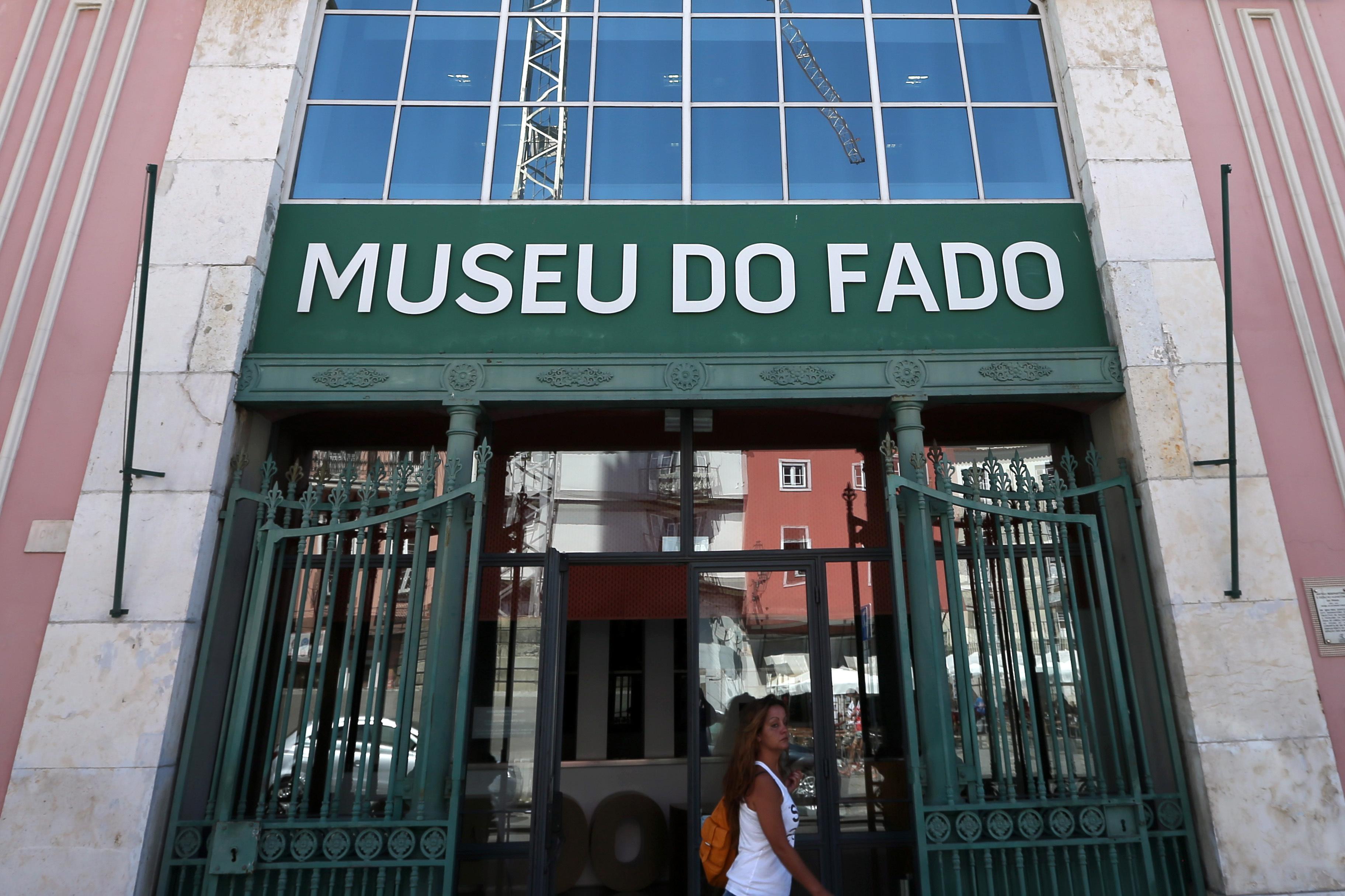 Museu do Fado reabre na quarta-feira com entrada limitada a um máximo de cinco visitantes