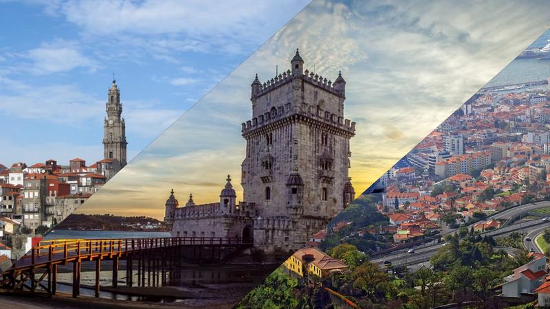Os 10 melhores locais para visitar em Portugal, segundo o TripAdvisor
